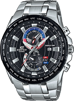Casio Часы Casio EFR-550D-1A. Коллекция Edifice casio edifice ef 316d 1a
