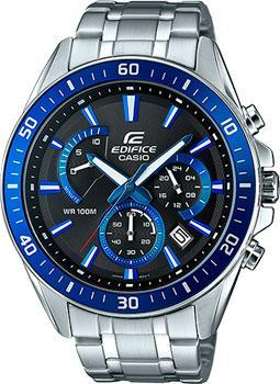 Casio Часы Casio EFR-552D-1A2. Коллекция Edifice мужские часы casio efr 552d 1a