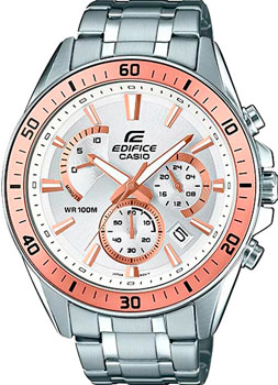 Casio Часы Casio EFR-552D-7A. Коллекция Edifice casio edifice efr 526l 7a
