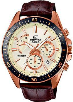 Casio Часы Casio EFR-552GL-7A. Коллекция Edifice casio edifice efr 526l 7a