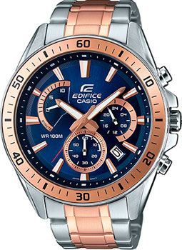 Casio Часы Casio EFR-552SG-2A. Коллекция Edifice casio edifice efr 559db 2a