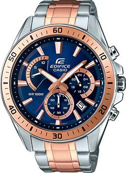 Casio Часы Casio EFR-552SG-2A. Коллекция Edifice casio часы casio efr 304pg 2a коллекция edifice