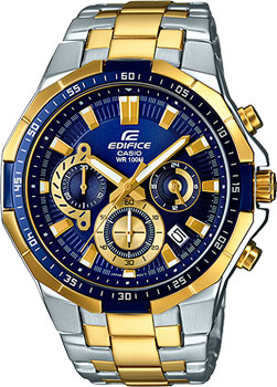 Casio Часы Casio EFR-554SG-2A. Коллекция Edifice casio edifice efr 559db 2a