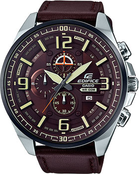 Casio Часы Casio EFR-555BL-5A. Коллекция Edifice casio efr 538l 5a