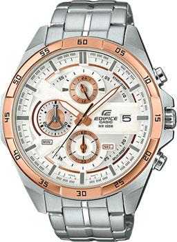 Casio Часы Casio EFR-556DB-7A. Коллекция Edifice casio edifice efr 526l 7a