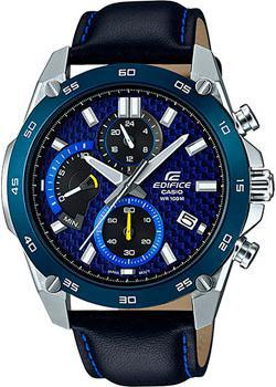 Casio Часы Casio EFR-557BL-2A. Коллекция Edifice casio edifice efr 555l 2a
