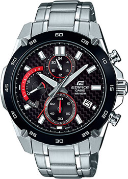 все цены на Casio Часы Casio EFR-557CDB-1A. Коллекция Edifice онлайн