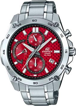 Casio Часы Casio EFR-557D-4A. Коллекция Edifice casio часы casio efr 553l 1b коллекция edifice