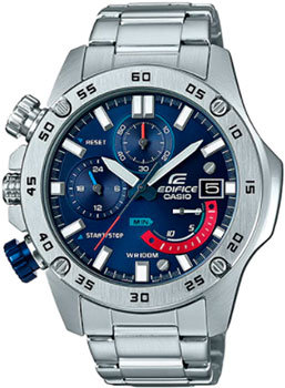 Casio Часы Casio EFR-558D-2A. Коллекция Edifice casio edifice efr 546c 2a