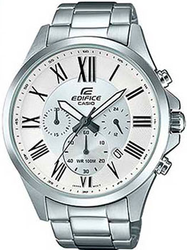 Casio Часы Casio EFV-500D-7A. Коллекция Edifice casio edifice efv 500d 7a
