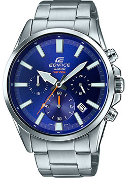 Casio Часы Casio EFV-510D-2A. Коллекция Edifice casio часы casio wva m650d 2a коллекция wave ceptor