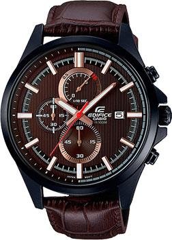 Casio Часы Casio EFV-520BL-5A. Коллекция Edifice casio edifice efv 520d 1a