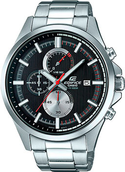 Casio Часы Casio EFV-520D-1A. Коллекция Edifice casio edifice ef 316d 1a