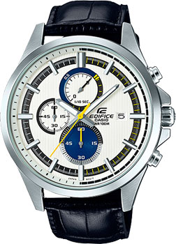 Casio Часы Casio EFV-520L-7A. Коллекция Edifice casio edifice efv 520l 7a