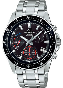 Casio Часы Casio EFV-540D-1A. Коллекция Edifice casio ef 540d 1a