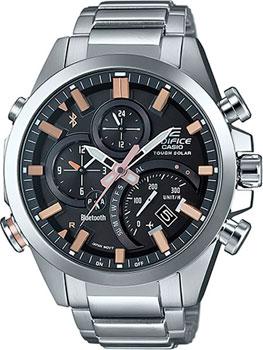 Casio Часы Casio EQB-500D-1A2. Коллекция Edifice часы наручные casio часы edifice eqb 500d 1a