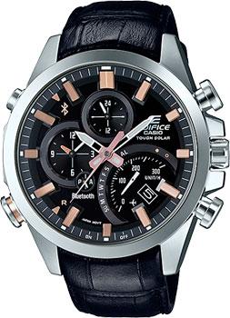 Casio Часы Casio EQB-500L-1A. Коллекция Edifice casio часы casio eqb 500l 1a коллекция edifice