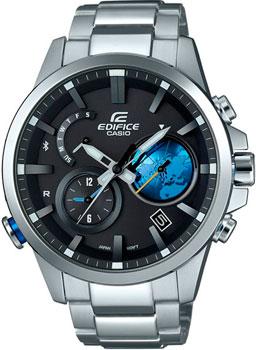 Casio Часы Casio EQB-600D-1A2. Коллекция Edifice casio часы casio eqb 500d 1a2 коллекция edifice