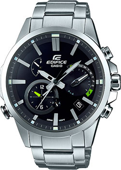 Casio Часы Casio EQB-700D-1A. Коллекция Edifice casio edifice eqb 501d 1a
