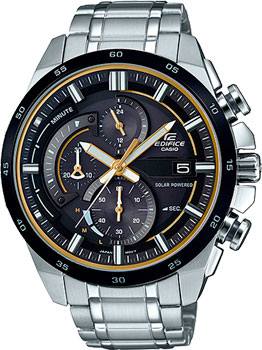 Casio Часы Casio EQS-600DB-1A9. Коллекция Edifice мужские часы casio eqs a1000db 1a