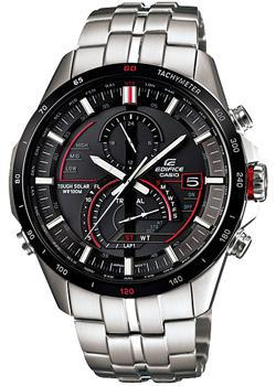 Casio Часы Casio EQS-A500DB-1A. Коллекция Edifice casio eqs a1000rb 1a
