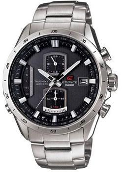 Casio Часы Casio EQW-A1110D-1A. Коллекция Edifice casio edifice ef 316d 1a