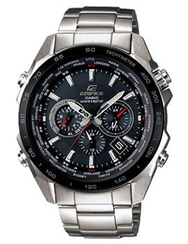 Casio Часы Casio EQW-M600DB-1A. Коллекция Edifice часы casio eqw t620dc 1a