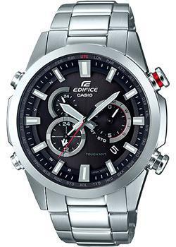 Casio Часы Casio EQW-T640D-1A. Коллекция Edifice часы casio eqw t620dc 1a
