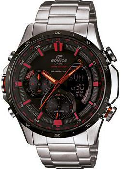 Casio Часы Casio ERA-300DB-1A. Коллекция Edifice casio edifice ef 316d 1a