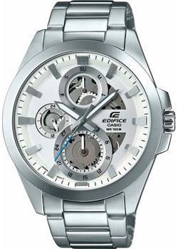 Casio Часы Casio ESK-300D-7A. Коллекция Edifice casio часы casio esk 300d 7a коллекция edifice