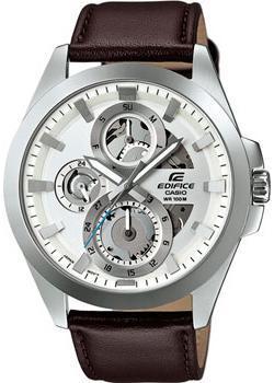 цена Casio Часы Casio ESK-300L-7A. Коллекция Edifice онлайн в 2017 году