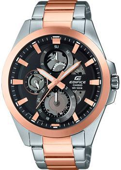 Casio Часы Casio ESK-300SG-1A. Коллекция Edifice casio edifice esk 300l 7a