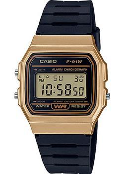 Casio Часы Casio F-91WM-9A. Коллекция Digital casio f 91w 3s