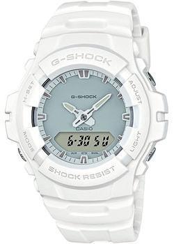 Casio Часы Casio G-100CU-7A. Коллекция G-Shock casio g shock g classic ga 110mb 1a