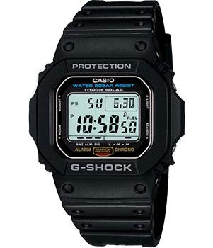 Casio Часы Casio G-5600E-1D. Коллекция G-Shock casio a500wa 1d
