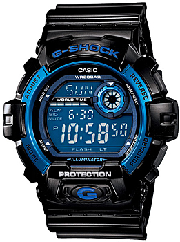 Casio Часы Casio G-8900A-1E. Коллекция G-Shock casio prw 6000y 1e