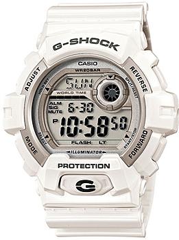 Casio Часы Casio G-8900A-7E. Коллекция G-Shock s928 bluetooth gps реальное время пульс трек умный напульсник давление воздуха окружающей среды температура высота часы