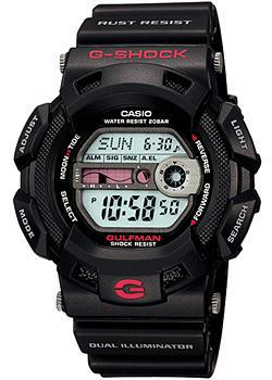 Casio Часы Casio G-9100-1E. Коллекция G-Shock casio prw 6000y 1e
