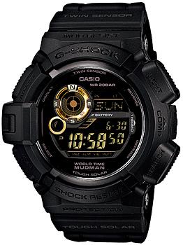 Casio Часы Casio G-9300GB-1E. Коллекция G-Shock