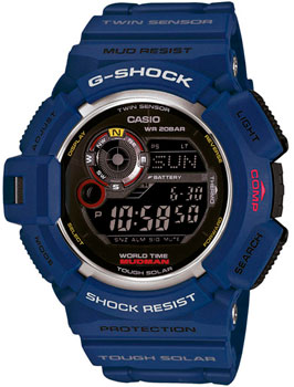 Casio Часы Casio G-9300NV-2E. Коллекция G-Shock casio часы casio g 9300nv 2e коллекция g shock