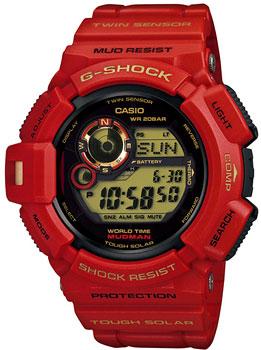 Casio Часы Casio G-9330A-4E. Коллекция G-Shock abnormal psychology 4e