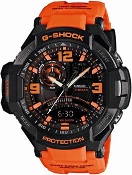 Casio Часы Casio GA-1000-4A. Коллекция G-Shock casio g shock g premium ga 1000 4a