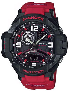 Casio Часы Casio GA-1000-4B. Коллекция G-Shock casio ga 1000 2b