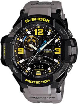 Casio Часы Casio GA-1000-8A. Коллекция G-Shock casio g shock g classic ga 110mb 1a