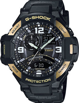 Casio Часы Casio GA-1000-9G. Коллекция G-Shock casio ga 1000 2b