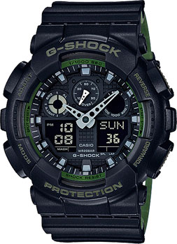 Часы Casio G-Shock GA-100L-1A