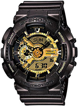 Casio Часы Casio GA-110BR-5A. Коллекция G-Shock usb flash drive 16gb iconik дед мороз rb dmoroz 16gb