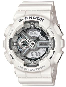 Casio Часы Casio GA-110C-7A. Коллекция G-Shock casio ga 110c 7a