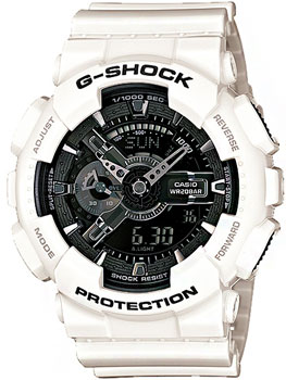 Casio Часы Casio GA-110GW-7A. Коллекция G-Shock