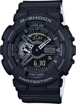 Casio Часы Casio GA-110LP-1A. Коллекция G-Shock casio g shock g classic ga 110mb 1a